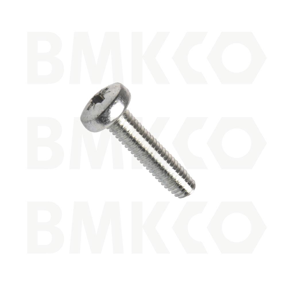 Šrouby, závitotvorné, DIN 7500C půlkulatá hlava, drážka Pz