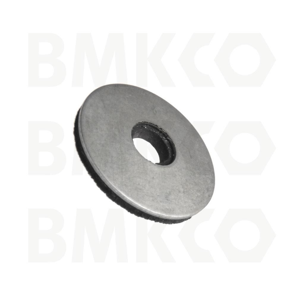 Podložky, ploché, s těsnící gumou EPDM