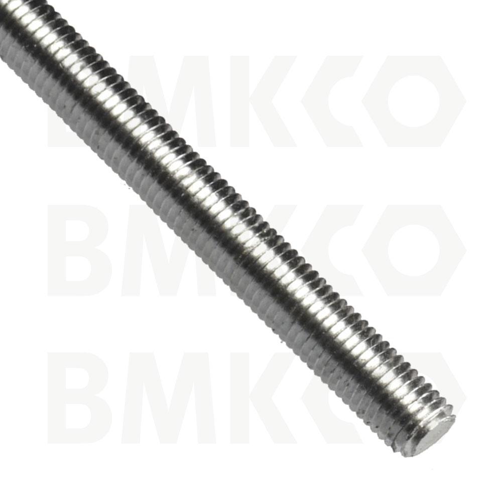 Šrouby, závitové tyče, DIN 975 metrický závit