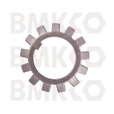 Podložky, pojistné, pro kruhové matice