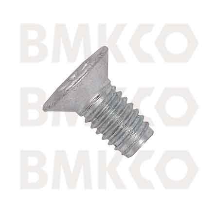 Šrouby, závitotvorné, DIN 7500M zápustná hlava, drážka Tx