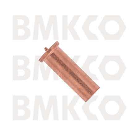 Šrouby, přivařovací, DIN 32501 s vnitřním závitem