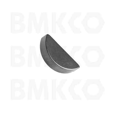 Kolíky, pera, závlačky, pera a klíny, DIN 6888 klíny Woodruff