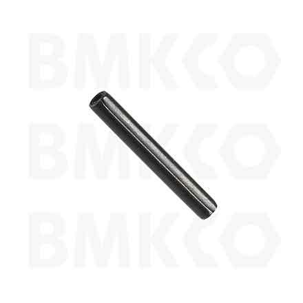Kolíky, pera, závlačky, kolíky, DIN 7344 pružné spirálové pro těžké zatížení