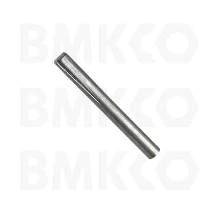 Kolíky, pera, závlačky, kolíky, DIN 1472 kuželové rýhované do poloviny délky