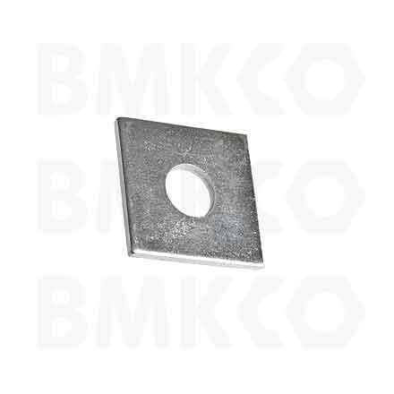 Podložky, čtvercové, DIN 436 čtyřhranné pro stavební šrouby