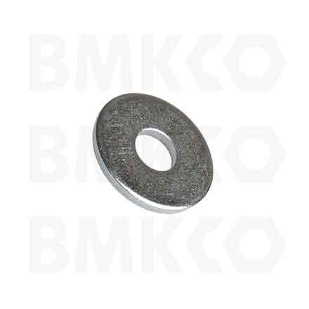 Podložky, ploché, DIN 440R pro dřevěné konstrukce, kruhová díra