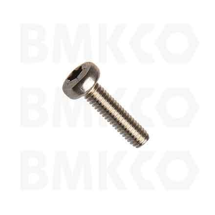 Šrouby, s půlkulatou hlavou, ISO 14583 drážka Tx